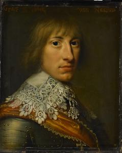 Portret van Hendrik Casimir I van Nassau -Dietz (1612-1640)