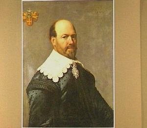 Portret van Johan van Ravenswaey (1578-1639)