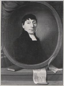 Portret van Helias Meder (1761-1825)