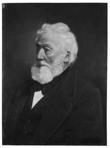 Portret van Pieter Jacob van der Does de Bye (1798-1885)