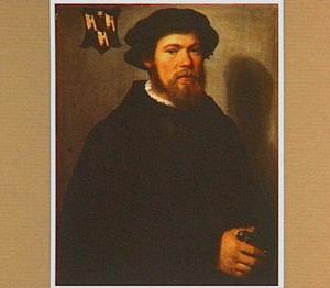 Portret van Dirck van Nuyssenborgh (?-1566)