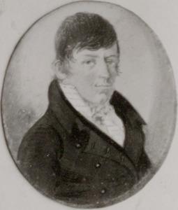 Portret van Anthonij Zaaijer (1798-1886)