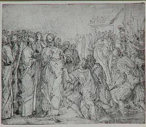 Christus en de honderdman (Mattheüs 8:5-10)