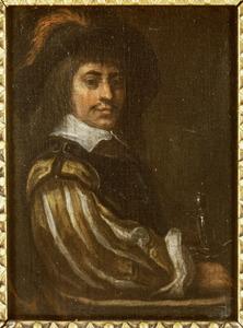 Portret van Charles de Bringues ( -1676)