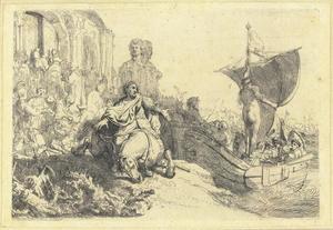 Het schip van fortuin: de sluiting van de Janustempel en de nederlaag van Marcus Aurelius bij Actium