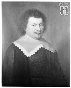Portret van Jacob Snels (1608-1654)