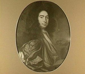 Portret van Anthony van den Santheuvel (1657-1727)
