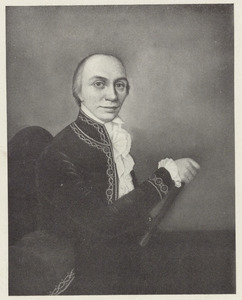 Portret van Joannes Siberg (1740-1817)
