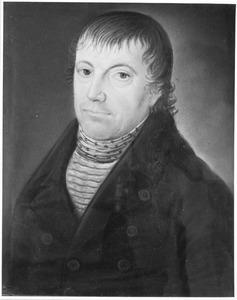 Portret van een persoon genaamd Jacob ter Laak (1733-1802)