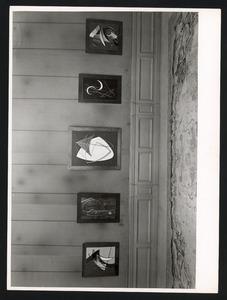 Tentoonstelling met werk van Cesar Domela bij Huinck en Scherjon, 1950