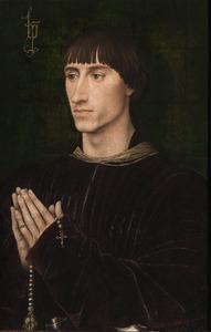 Portret van Philippe de Croy