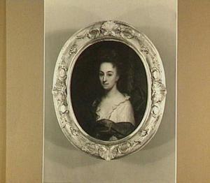 Portret van Josina Clara van Citters (1671-1753)