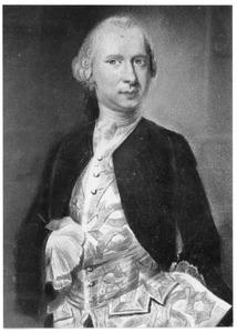 Portret van Johann Franz Eytelwein (1732-1808)