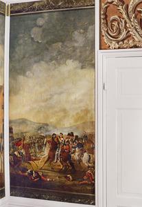 Prins Willem van Oranje raakt gewond tijdens de Slag bij Waterloo in 1815