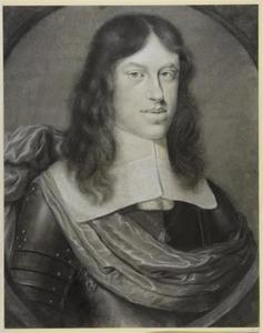 Portret van Leopold I (1640-1705), keizer van het heilige Roomse Rijk