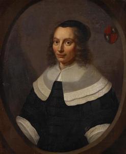 Portret van Agneta de Graeff (1603-1656)
