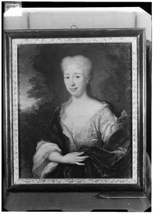 Portret van Anthonia Muyssart (1684-1762)
