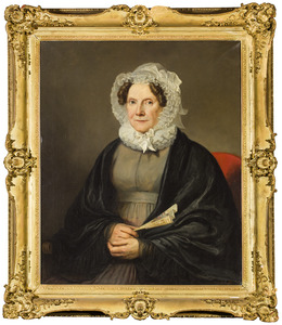 Portret van Anna Catharina Elisabeth barones du Tour (1761-1853)