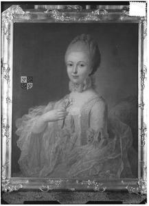 Portret van Elisabeth Cornets de Groot (1742-1799)