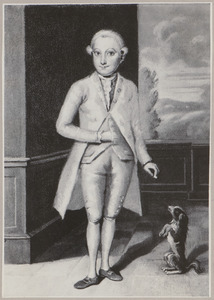 Portret van Willem van der Bilt (1770-1810)
