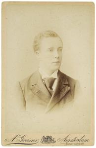 Portret van Carel d' Aulnis de Bourouill (1870-1933)