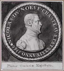 Portret van Nicolas de Neufchâtel (....-....)