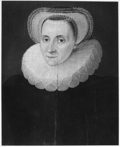 Portret van Marguerite van Lichtervelde ( -1591)
