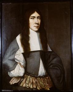 Portret van een man, mogelijk een zoon van Ernst Gunning