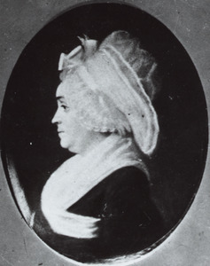 Portret van Anna Bosch (1741-1792)