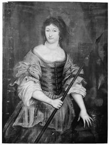 Portret van Anna Margaretha van Bocholtz (1628-1692)