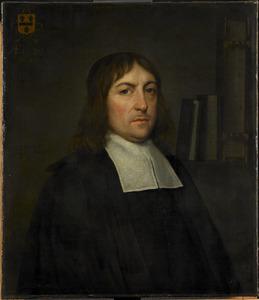Portret van Barend Hakvoort (1652-1735 )