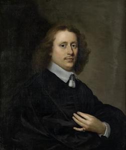 Portret van Abraham van Rijckevorsel (1609-1652)