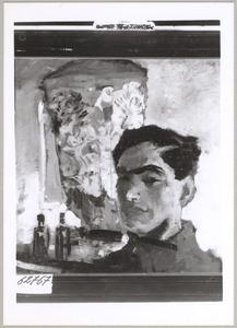 Portret van Oskar Moritz Ernst Leyden (1892-1969)