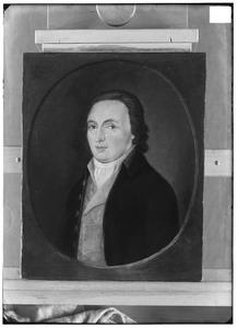 Portret van Waalke Janssen Waalkes ( -1805)