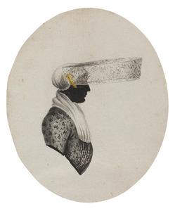 Portret van Maria Keuchenius (1780-1833)