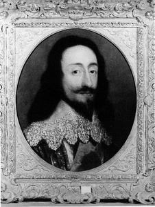 Portret van Karel I (1600-1649)