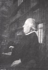Portret van Henricus Beukman ( -1819)
