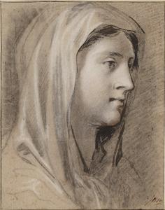 Kop van Maria, naar rechts
