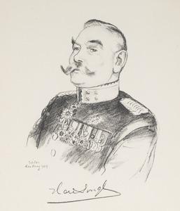 Portret van H. de Jongh