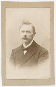 Portret van Gerardus Bernardus Nijland (1853-1919)
