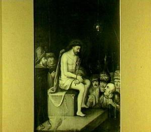 Christus op de Koude Steen (Mark.15:17)