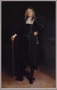 Portret van Sir Norton Knatchbull, 1st Baronet (1602-1685)