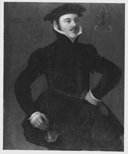 Portret van Willem Govertz. van der Aar ( -1617)