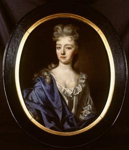 Portret van Catharina Allegonda Fullenius (1686-....)