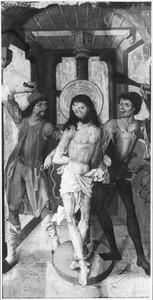 De geseling van Christus (Matt. 27:26)