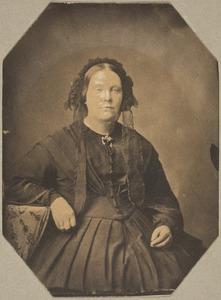 Portret van Anne Elisabeth Hesselink (1818-1890)