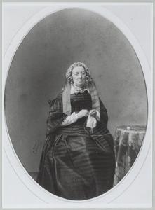 Portret van Agnes Catharina Engels (1798-1861)
