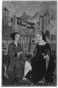 De HH. Agatha en Lucia