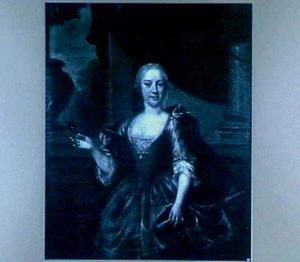 Portret van Susanna Gerarda van Halm (1725-1801)