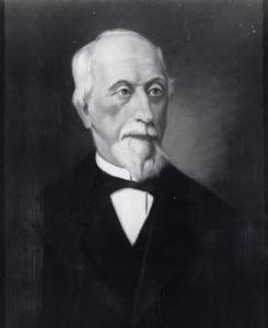 Portret van Marinus Imans (1822-1900)